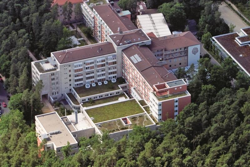 Центр специальной хирургии позвоночника больницы Св. Марии